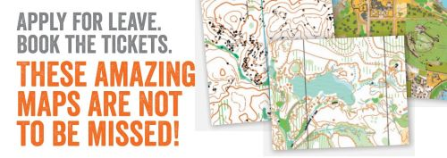 Your ultimate orienteering experience.