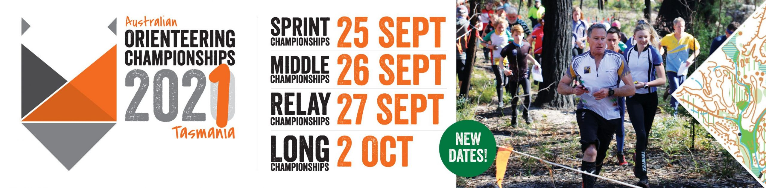 Australian Orienteering Championships 2020 All Events
